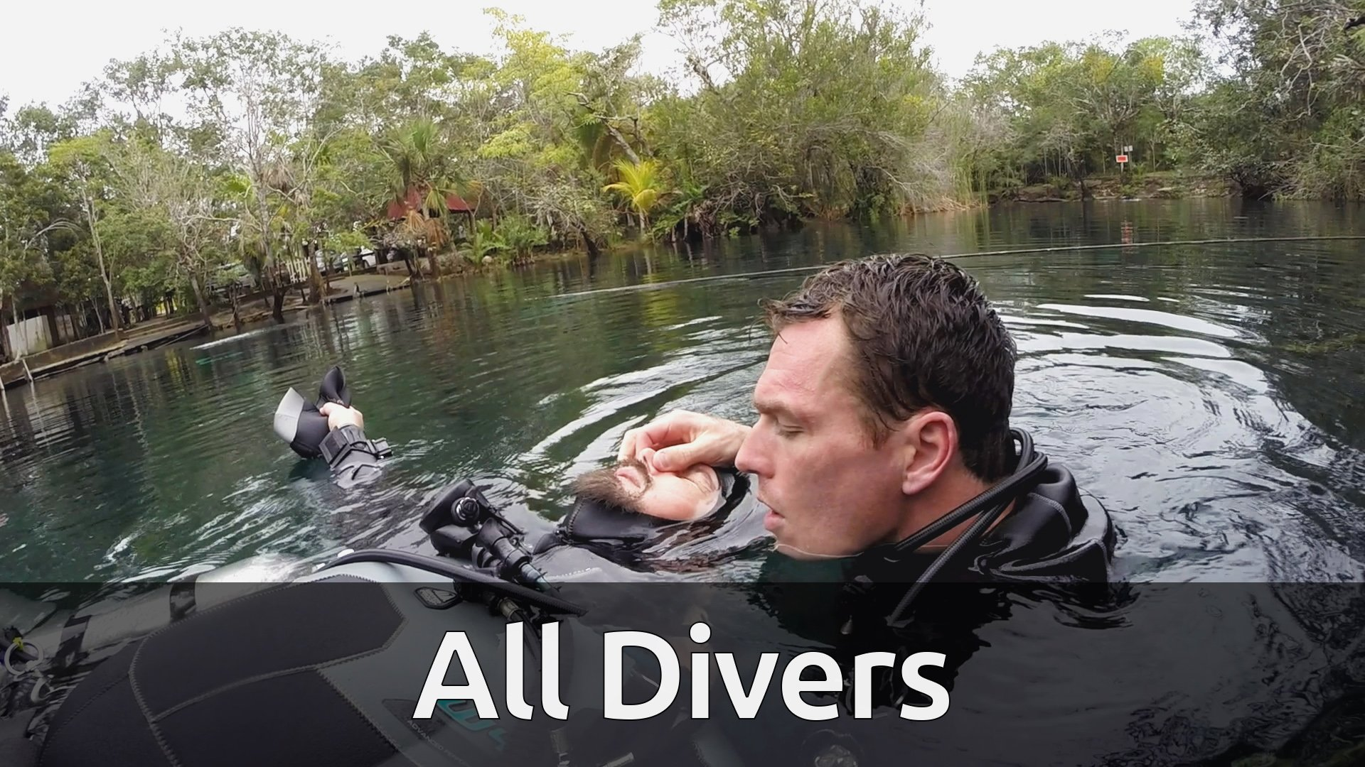 All Divers Course | 6 h 19 min split over 42 videos