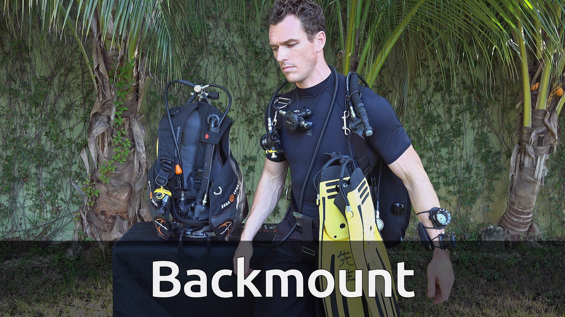 Backmount Essentials Course | 2 h 23 min split over 22 videos