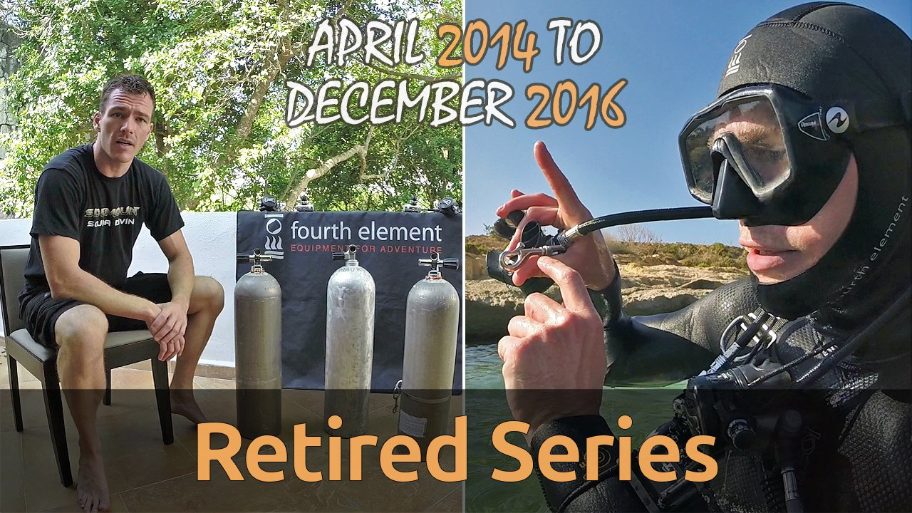 Retired Training Series | 14 hours split over 6 videos